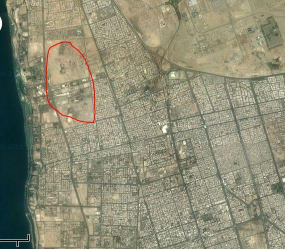 jeddah空き地