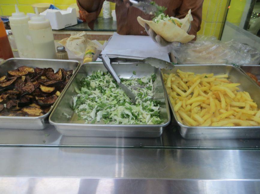 0628サンドイッチ屋04野菜とポテト