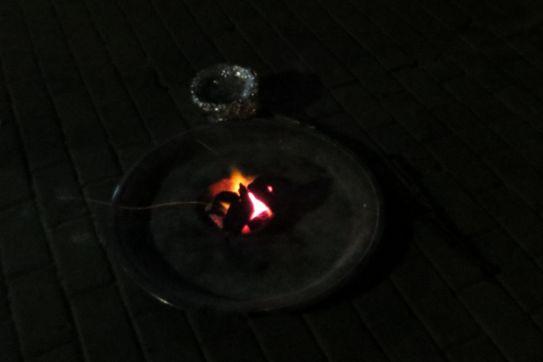 シーシャの火2
