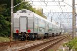 G車だけだと日本の列車に見えないですね