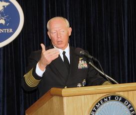 美國太平洋軍區司令威拉220325