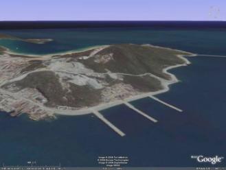 中国三#20122;海#20891;核潜艇基地