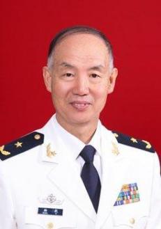 中国海#20891;少将#26472;毅