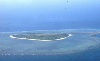 #40643;岩島。(資料圖)