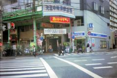 2010春中崎町商店街入口
