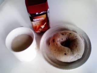 カフェインレス。カフェラテ