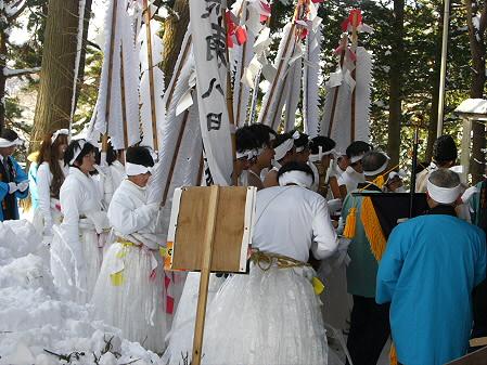 平笠裸参り03FM(2011.1.8)