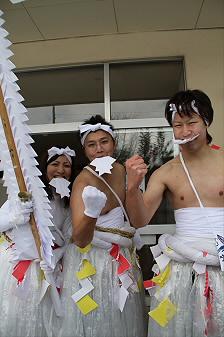 平笠裸参り10(2011.1.8)記念撮影