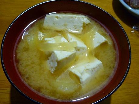 味噌汁(2010.5.31)