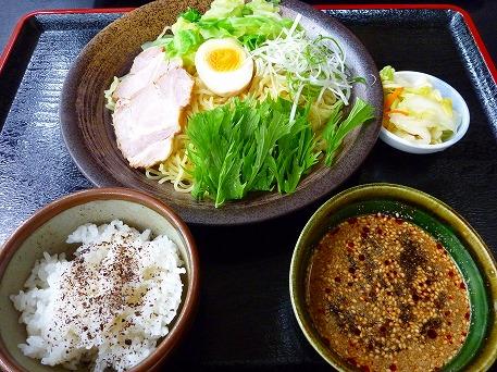 温泉つけ麺①(2010.6.8)