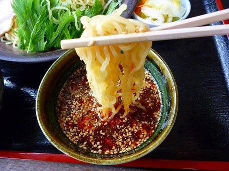 温泉つけ麺②(2010.6.8)