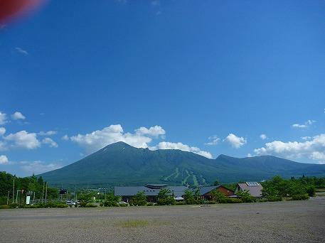 岩手山(2010.6.25)