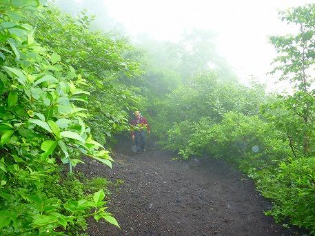 岩手山登山15(2010.7.1)
