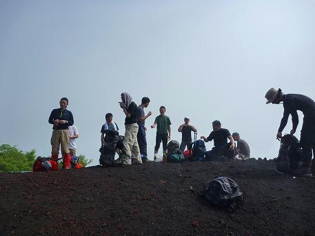 岩手山登山19(2010.7.1)