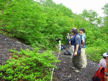 岩手山登山27(2010.7.1)