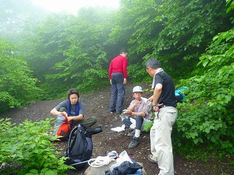 岩手山登山32(2010.7.1)