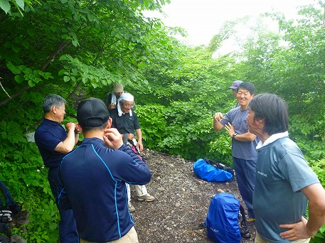 岩手山登山33(2010.7.1)