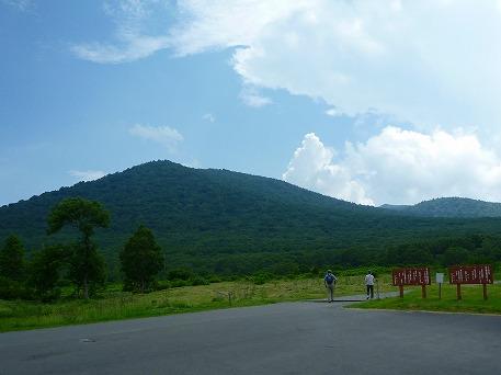 安比高原中の牧場01(2010.7.8)