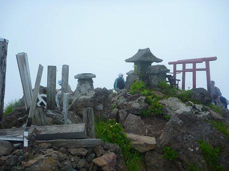 秋田駒ケ岳80(2010.7.18)