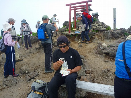 秋田駒ケ岳83(2010.7.18)
