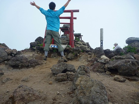秋田駒ケ岳84(2010.7.18)