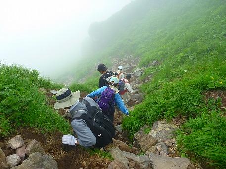 秋田駒ケ岳91(2010.7.18)
