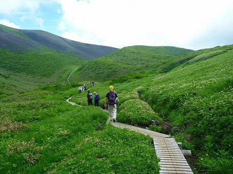 秋田駒ケ岳101(2010.7.18)