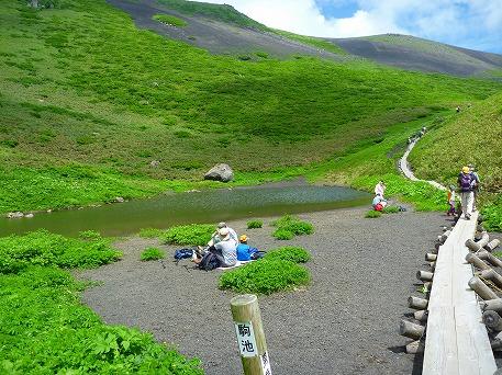 秋田駒ケ岳102(2010.7.18)