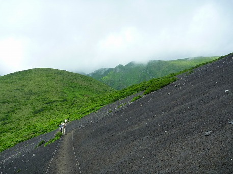 秋田駒ケ岳116(2010.7.18)