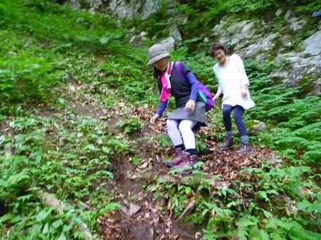 智恵の滝探検隊56(2010.7.19)