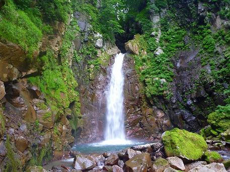智恵の滝探検隊57(2010.7.19)