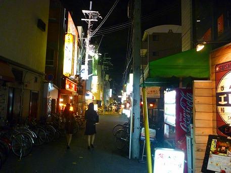 京都の夕飯13(2010.8.6)