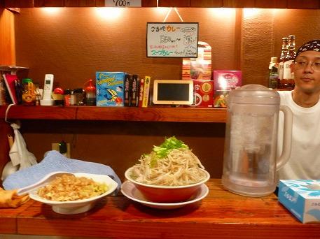 京都の夕飯15(2010.8.6)