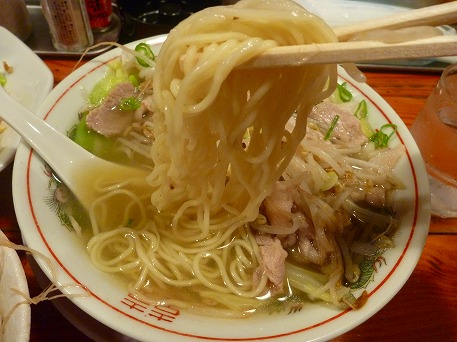 京都の夕飯18(2010.8.6)