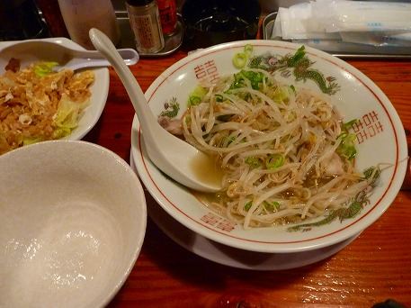 京都の夕飯20(2010.8.6)