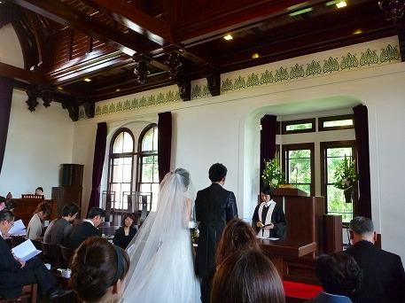 京都の結婚式15(2010.8.7)