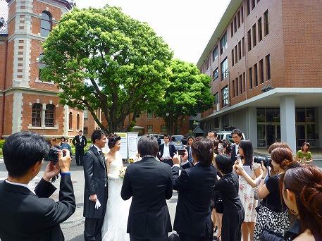 京都の結婚式16(2010.8.7)