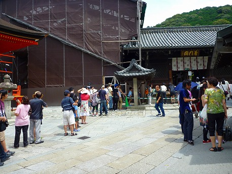 そうだ清水寺へ行こう29(2010.8.7)