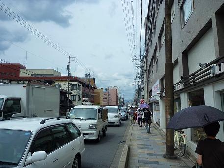 ぶらり東大路~四条01(2010.8.7)