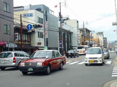 ぶらり東大路~四条02(2010.8.7)