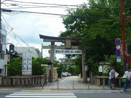 ぶらり東大路~四条05(2010.8.7)