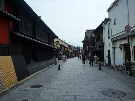 ぶらり東大路~四条10(2010.8.7)