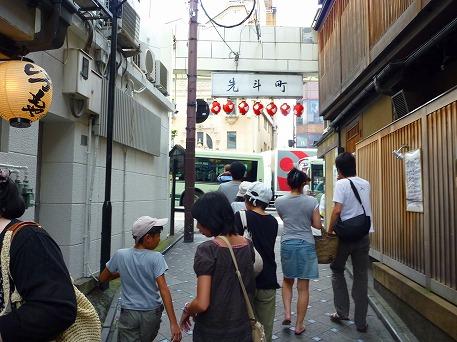ぶらり東大路~四条30(2010.8.7)