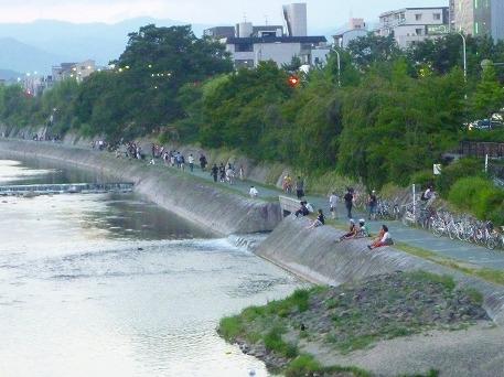 ぶらり東大路~四条40(2010.8.7)