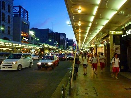 ぶらり東大路~四条45(2010.8.7)