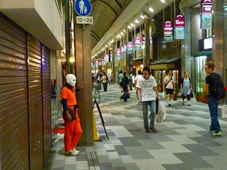 ぶらり東大路~四条46(2010.8.7)