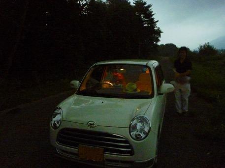 ブルーベリー収穫体験18(2010.8.11)