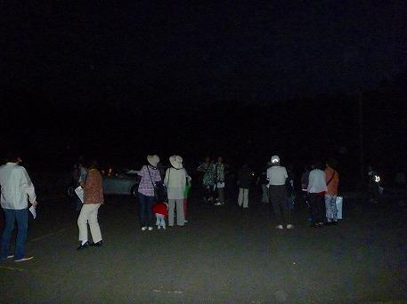 星空観察会08(2010.8.13)