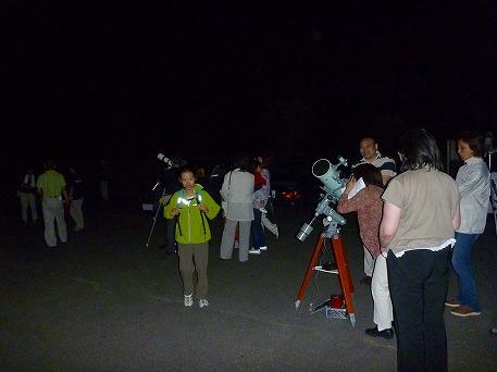 星空観察会11(2010.8.13)