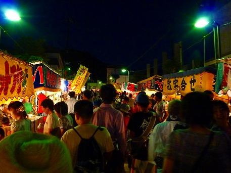 花輪ばやし06(2010.8.19)